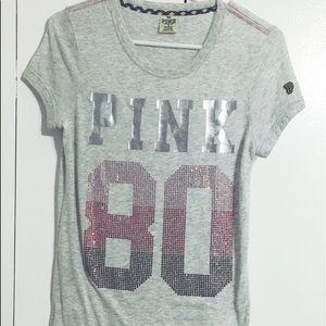 VS PINK T shirt Like New